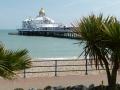 Die alten aber noch beliebten Seebäder an der Südküste Englands